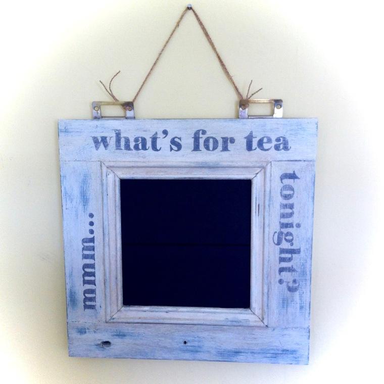 Teatime Blackboard