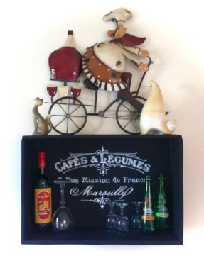 French Blackboard Upcycled Drawer
