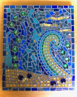 2013 Sealife mosaic