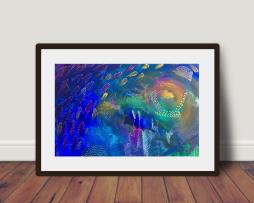 Deep Sea 1 blk frame horizontal
